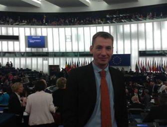 Európai parlamenti bizottsági posztot kapott Jávor Benedek