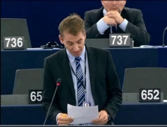 Egyperces felszólalás a Roszatom beruházásról – Strasbourg