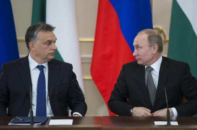 Prime Minister Viktor Orban says he wants to turn Hungary into an 'illiberal' state, using Russia as a model. Source: aljazeera.com