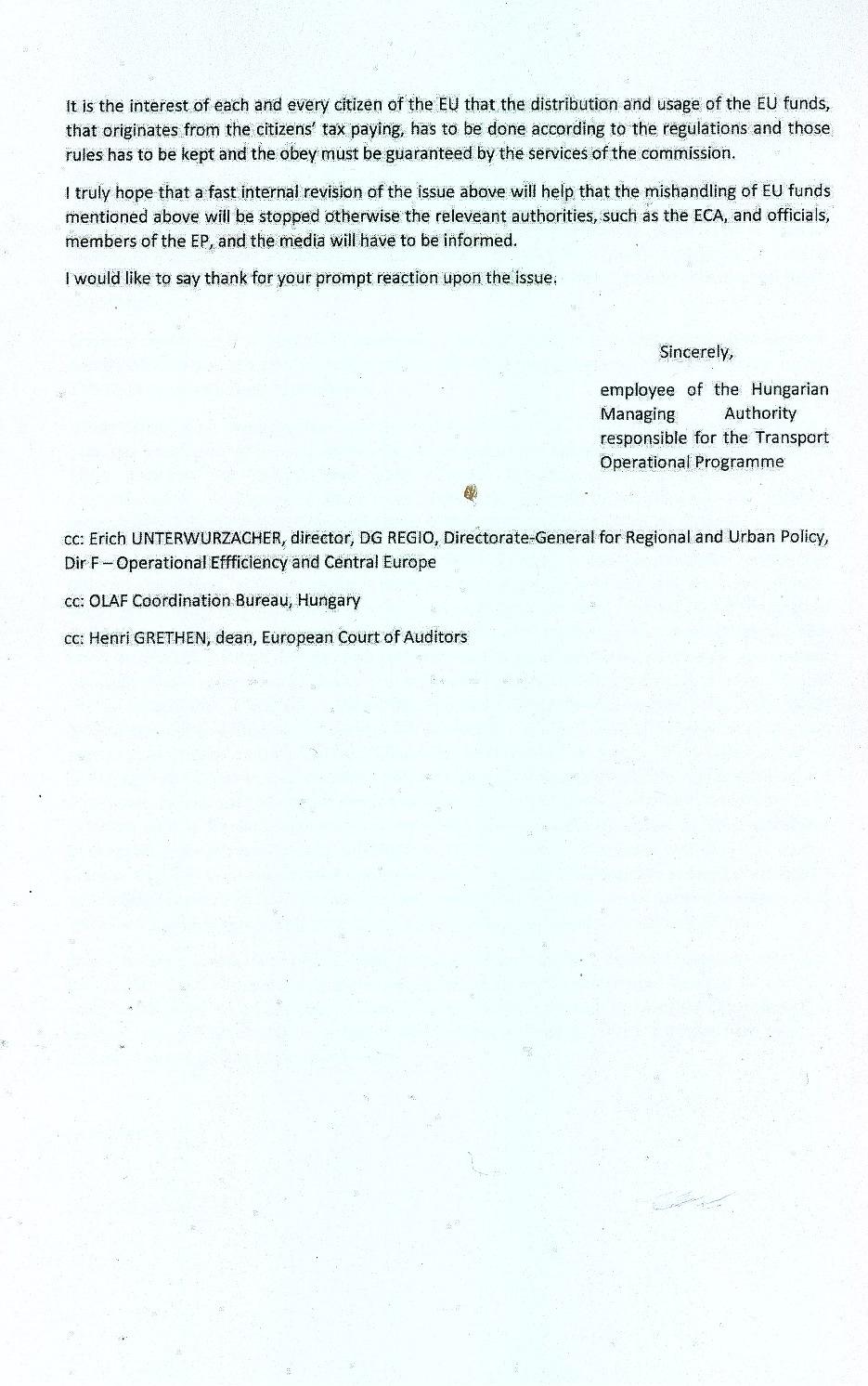 Eredeti levél 2