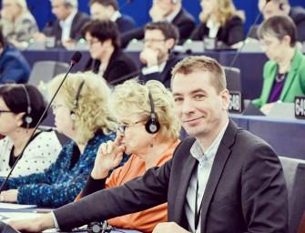 Jávor Benedek hozzászólása az Európai Parlament igazságos adózásról szóló vitájához