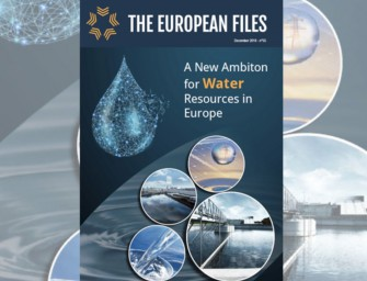 A New Ambiton for Water Resources in Europe