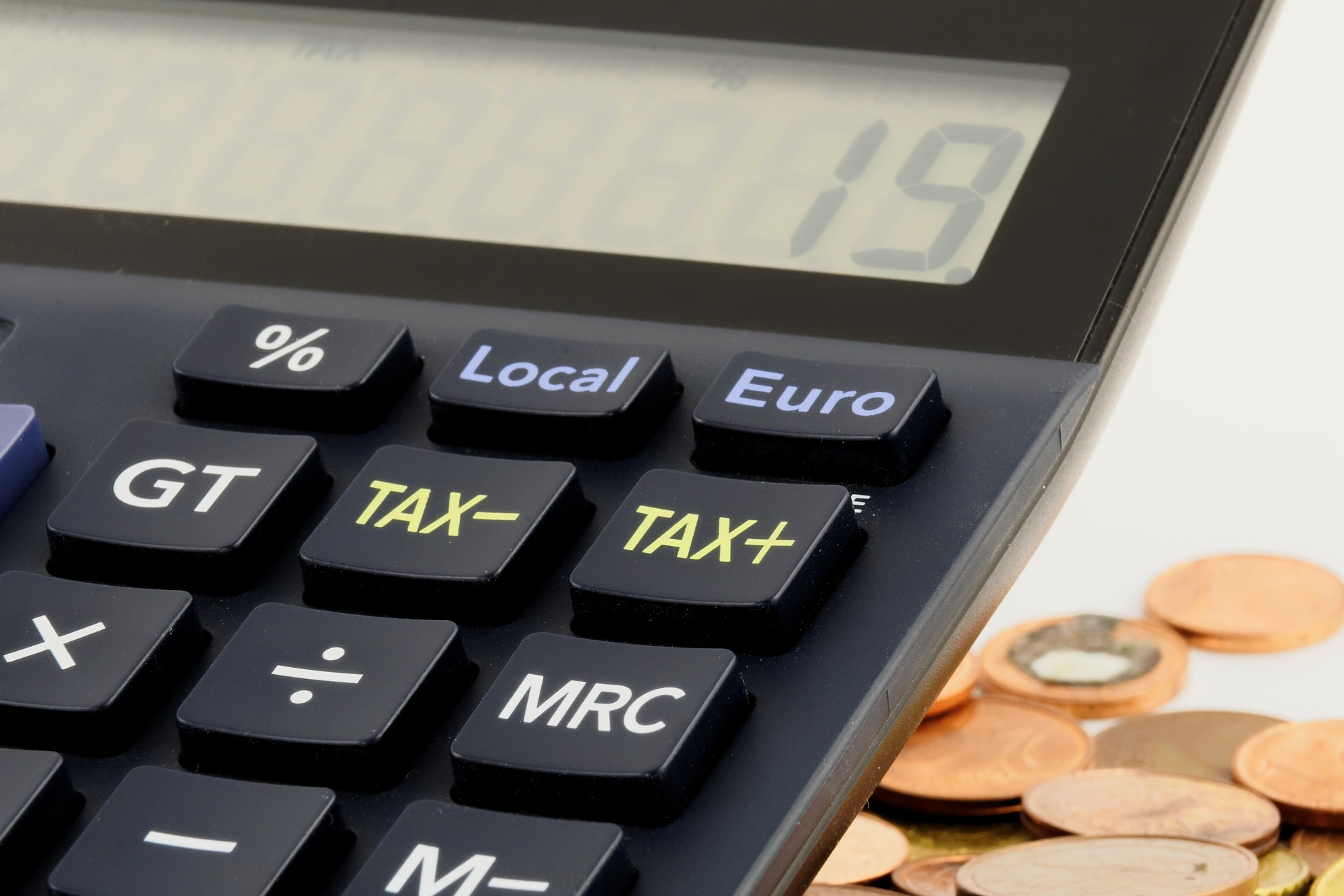 Calculator - tax © Werbefabrik - Pixabay