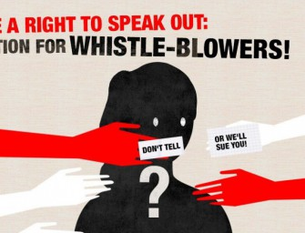 EU Whistleblower Directive – Germany, France, Netherlands and others must stop blocking progress