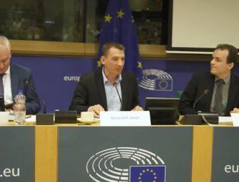 5 év az Európai Parlamentben